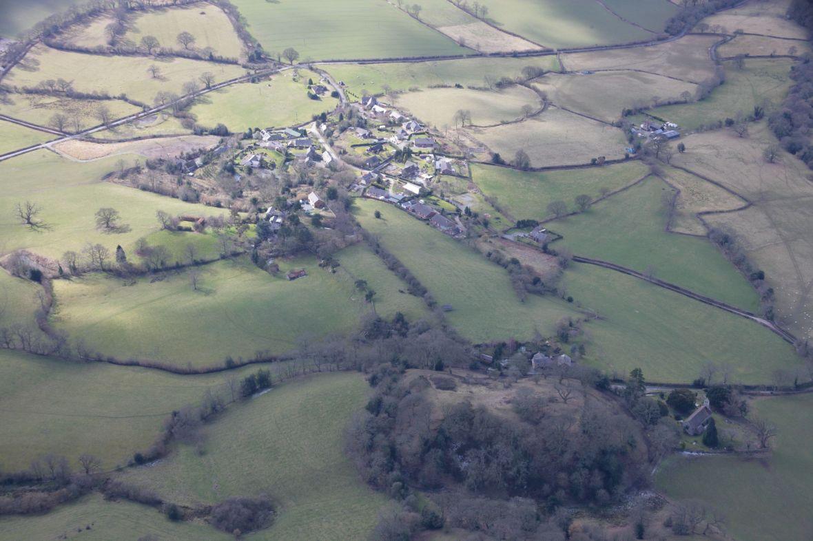 Hyssngton aerial